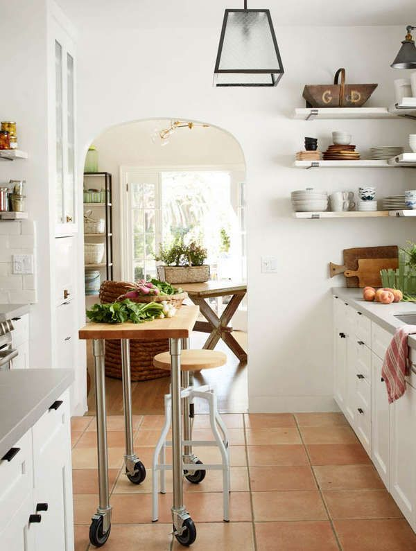 15 Small Kitchen Island Ideas That Inspire Kitchen Island Design Small Kitchen Kitchen Island With Sink