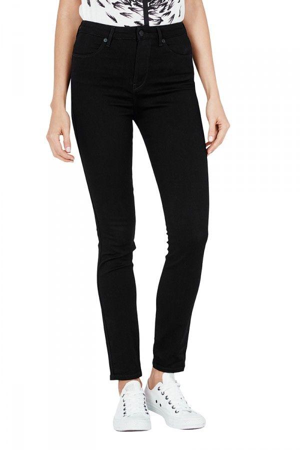 HIGH LINE AUD190 Skinny High Rise Jeans Sass & Bide 2016