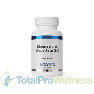 Magnesium Aspartate 2X 100 Tablets