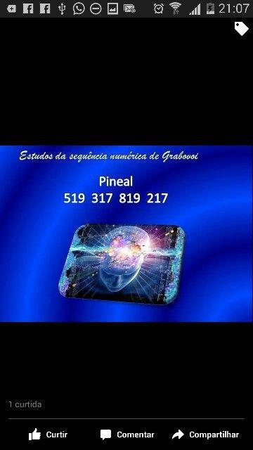 Ativar glândula pineal - Activation of pineal gland