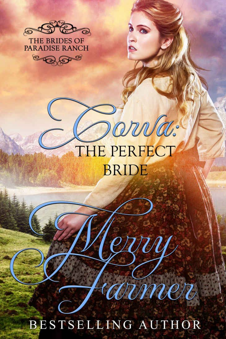 47 best my book covers images on pinterest book covers brides corva the perfect bride the brides of paradise ranch sweet version book 1 fandeluxe Document