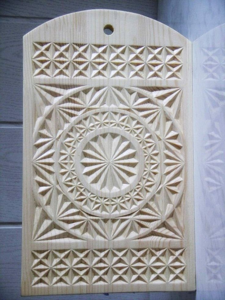 Best Wood Chip Carving : Chip wood carved woodcarving carving geometric