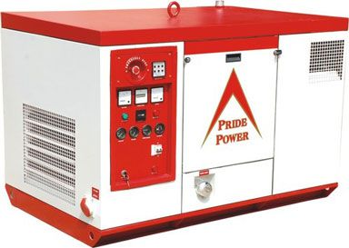 Ankur Generator on rent in harola, Silent Genset Hiring Service In UP India