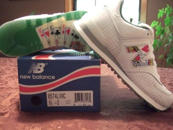 Featured Shoes  New Balance 574 – Limited Edition  Hot Shoe on eBay  Sneakers  2766c4b44