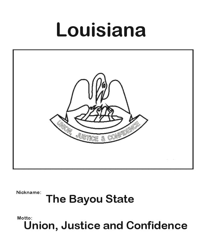 The 80 best States coloring pages images on Pinterest | 50 states ...