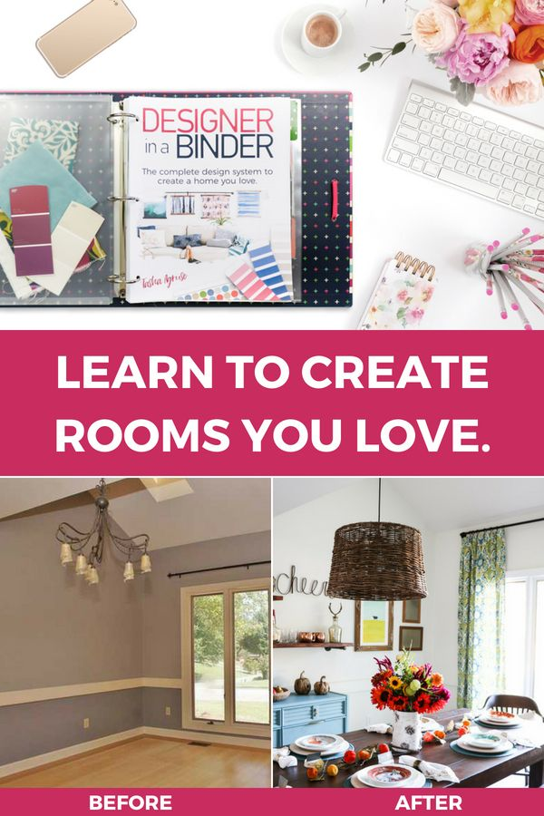 Decorating Made Simple Designer In A Binder Is An Affordable