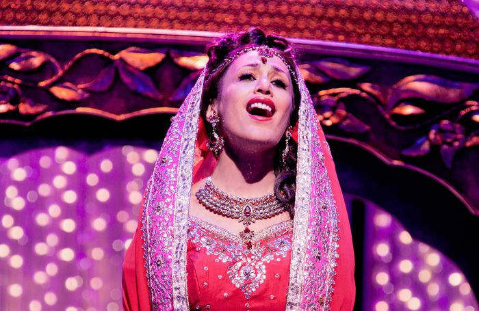 Preeya Kalidas backs campaign to support diverse women in theatre