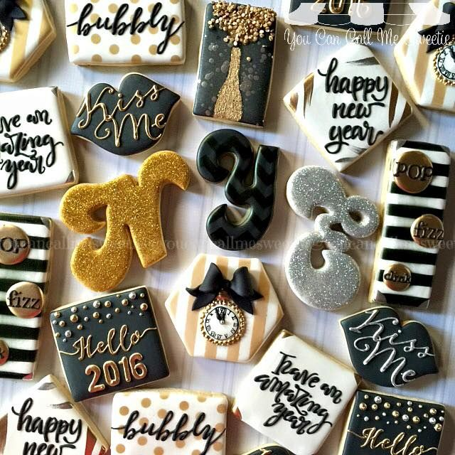 """The Enchanted Home     cookies from """"You Can Call Me Sweetie"""" (youcancallmesweetie.com)."""