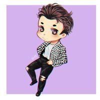 Donghae Super Junior by HibikiMoka