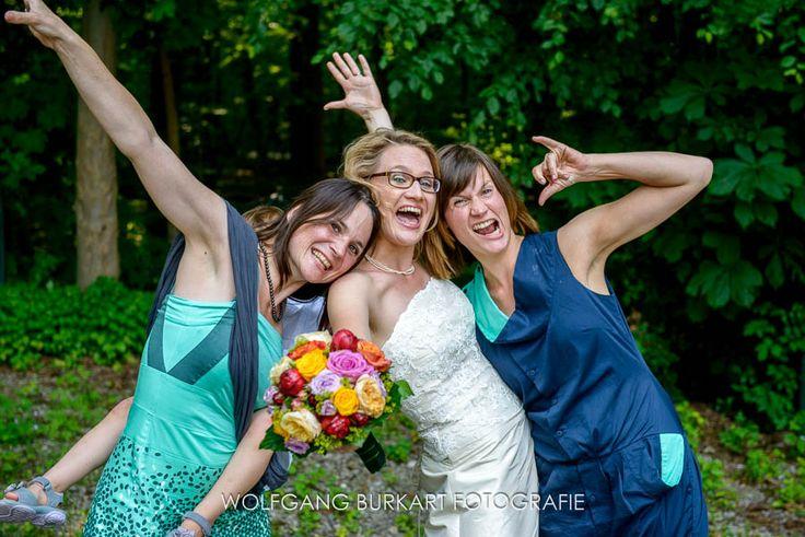 Hochzeitsfotografie in Schwabing und Moosach » Wolfgang Burkart Fotografie