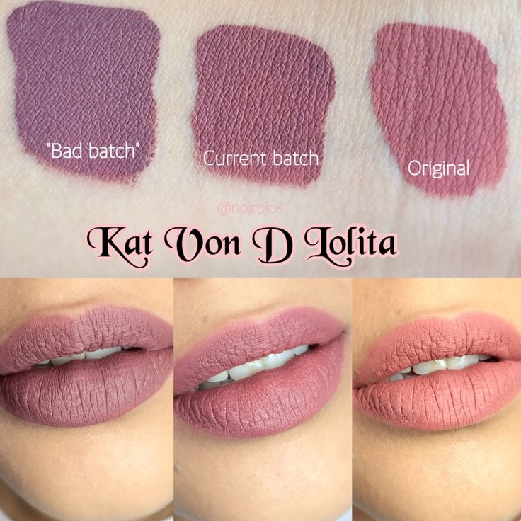 :Kat Von D Lolita