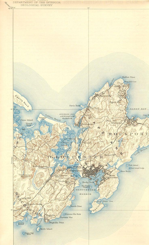 Best Maps Images On Pinterest Massachusetts Boston And North - Massachusetts on the us map