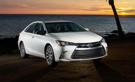 The all new 2015 Toyota Camry