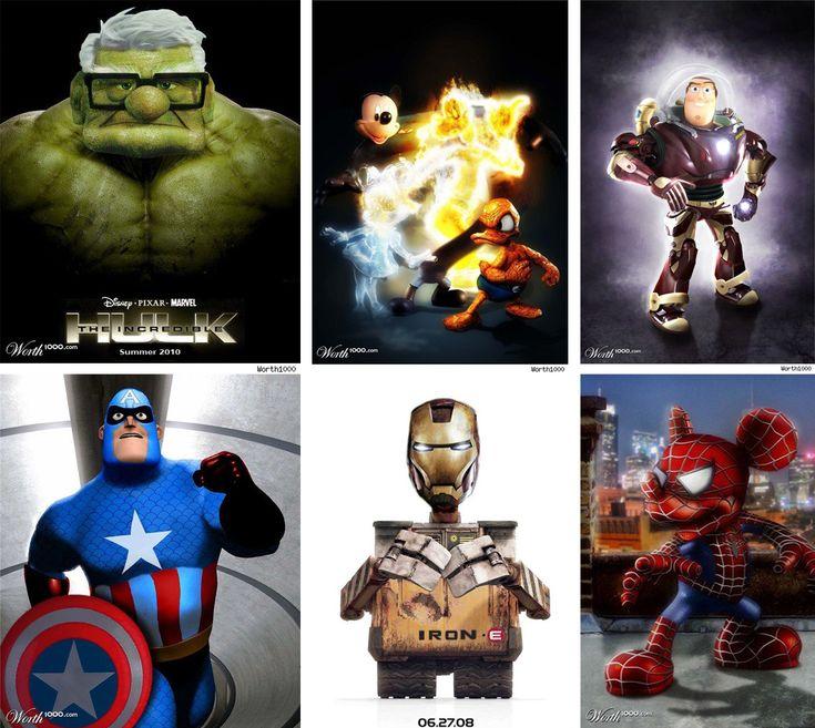 Marvel entertainment jobs