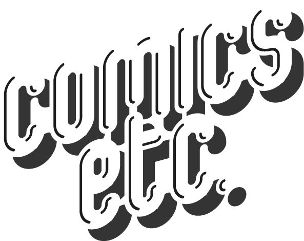 Comics Etc logo