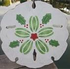 sand dollar craft - Bing Images make sanddollar ornaments with our sanddollars