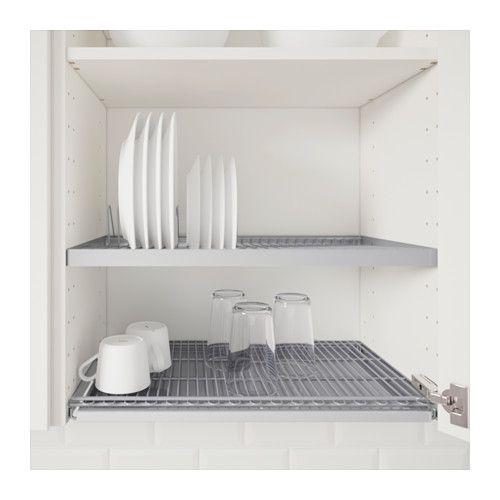 die besten 25 abtropfgestell ideen auf pinterest u k che mit tresen echtholz m bel und was. Black Bedroom Furniture Sets. Home Design Ideas