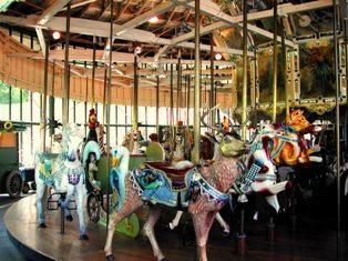 Golden Gate Park Carousel #playground