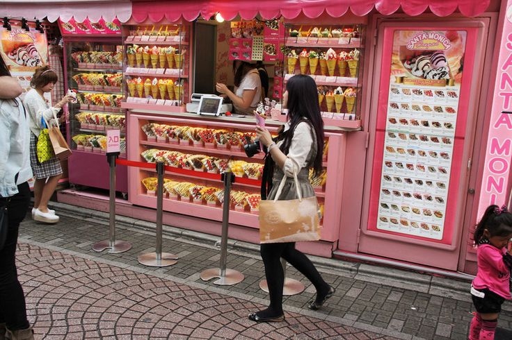Harajuku Takeshita Street Guide - Japan Talk