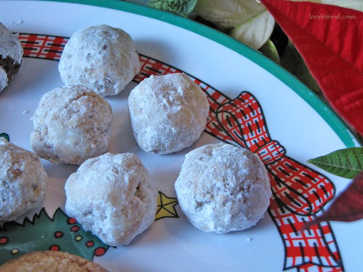 Traditional mexican wedding cookies recipe mexican for Traditional mexican wedding cookies