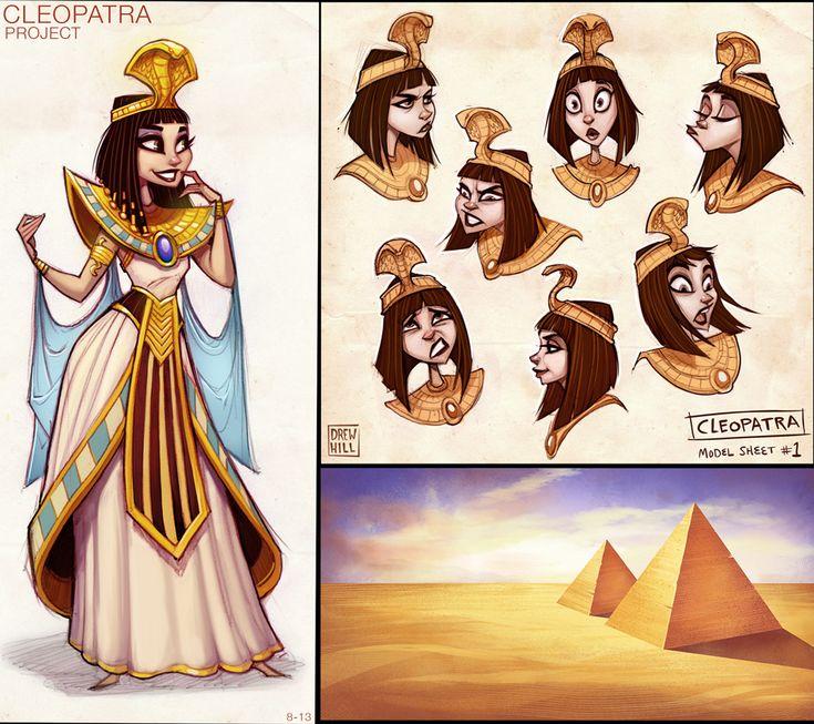 Character Design Tips Disney : Best ideas about egypt concept art on pinterest