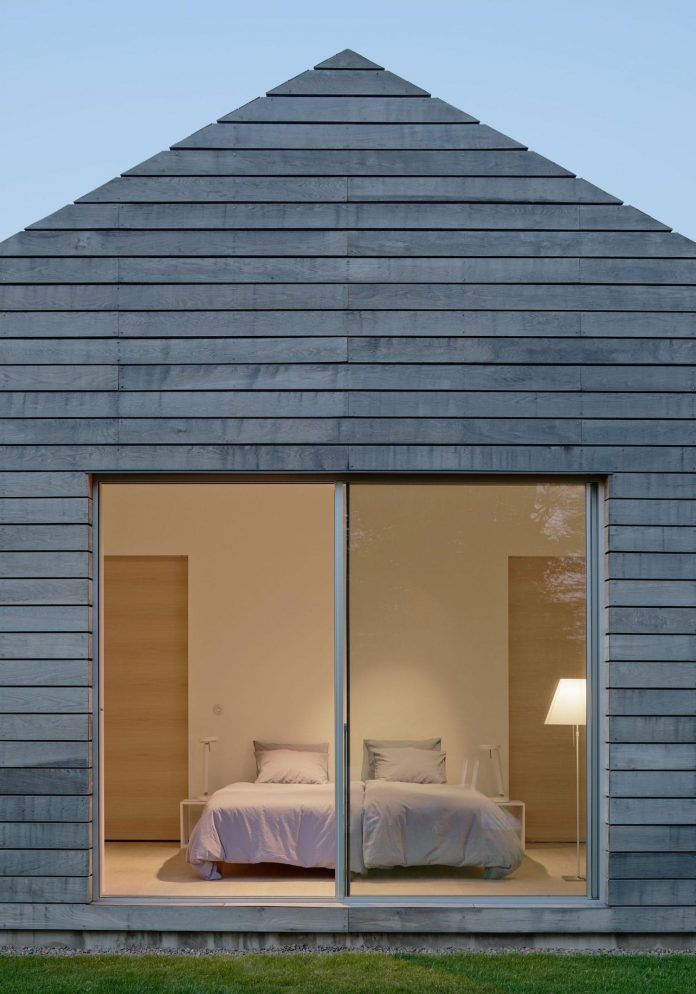 Summerhouse rooted in history, while at the same time totally modern - CAANdesign | Architecture and home design blog