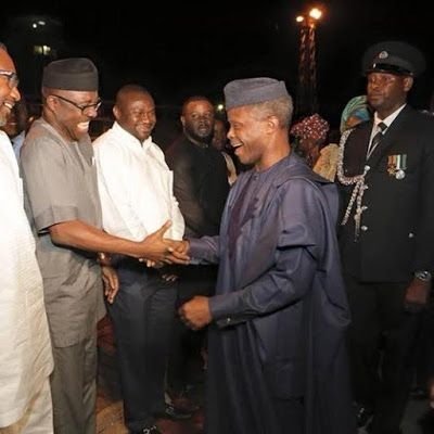 Photos: VP Osinbajo in Zambia to commission Dangote cement factory - http://www.thelivefeeds.com/photos-vp-osinbajo-in-zambia-to-commission-dangote-cement-factory/