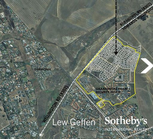 Vacant Land for sale in Graanendal Follow this link for more information: http://goo.gl/32U18k
