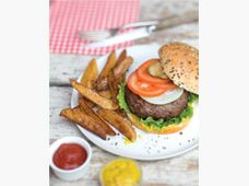 Hamburger - Het traditionele recept #recepten #bbq