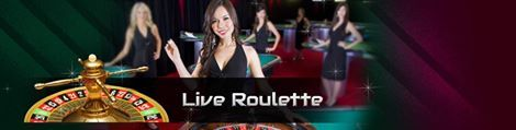 Are you getting bored with slots? Try Live games at Vegas paradise on this Sunday with great HD quality on your mobile. Enjoy Live Roulette and hit huge jackpot now.