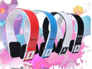 Wireless Headphone Bluetooth Headset with MIC