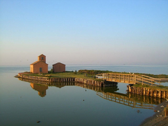 Delta del Po, Emilia Romagna, Italy | #VearHausing for your vacation in Lidi Ferraresi www.vear.it