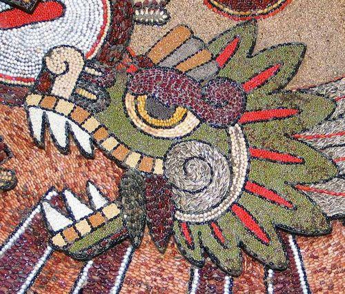 quetzalcoatl...la serpiente emplumada : mi dios favorito en cuanto a las culturas prehispanicas dios del viento dios de muerte y resurreccion y mas importante dios del maiz jaja | sombra_pacho