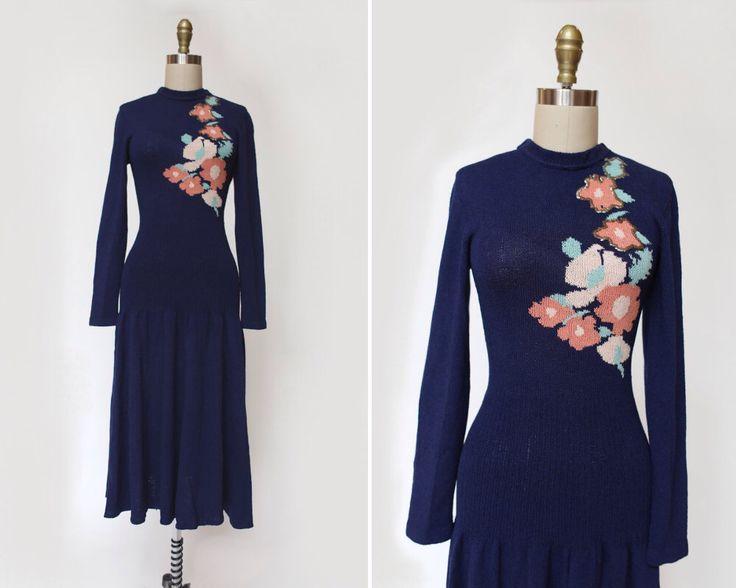 Lucy Cavendish Kleid {XS} Vintage 1970er Jahren hat der 1930er Jahre Kleid >> 70er Jahre Pullover Maxi Kleid von SadieLouVintage auf Etsy https://www.etsy.com/de/listing/269322563/lucy-cavendish-kleid-xs-vintage-1970er