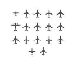 airplane tattoo - Google Search