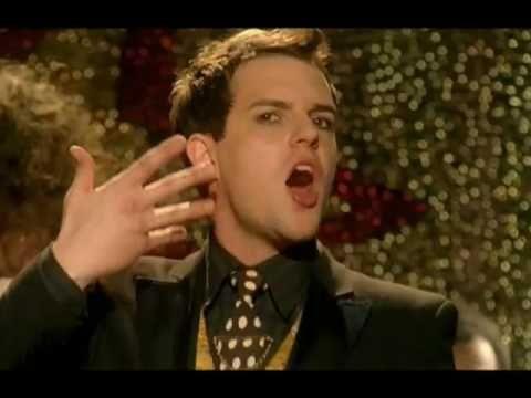 The Killers- Mr. Brightside  -------------------------------  the music video is kinda weird