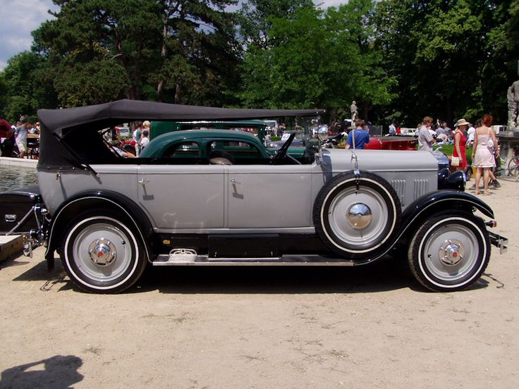 1928 Praga Mignon