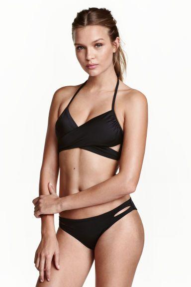 Bikinislip - Zwart - DAMES   H&M NL 1