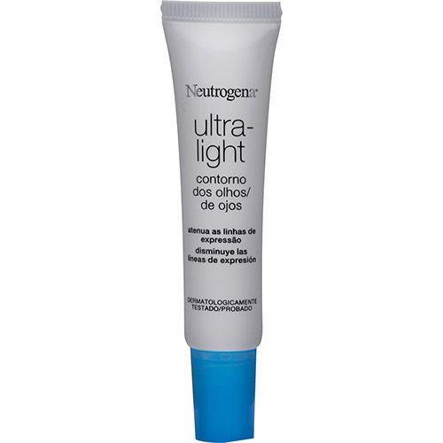 Contorno de Ojos Neutrogena Ultra Light 15g
