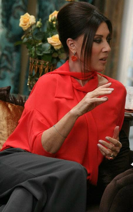 Nebahat Çehre   Ask-i Memnu TV Series 2008/2010