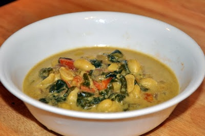 Life Journey Together: M'chicha - Tanzanian Spinach & Peanut Curry ...