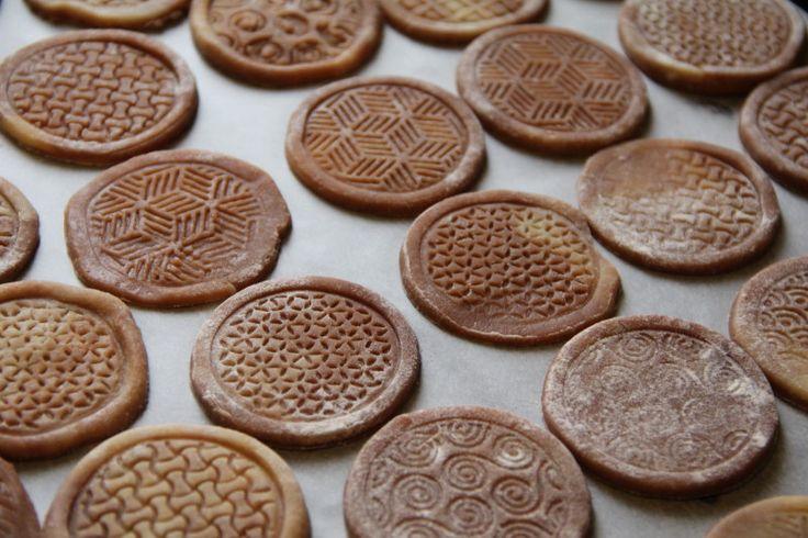 Schoko-Ingwer-Zimt-Kekse im Blog