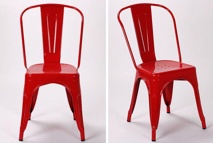 sedie ferro rosse - Cerca con Google