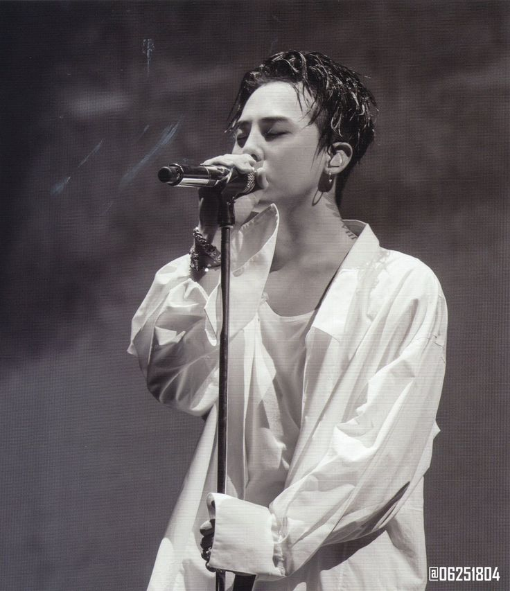 """[SCANS] G-Dragon - BIGBANG10 0.TO.10 in Seoul DVD (KR Ver.) © 06251804 