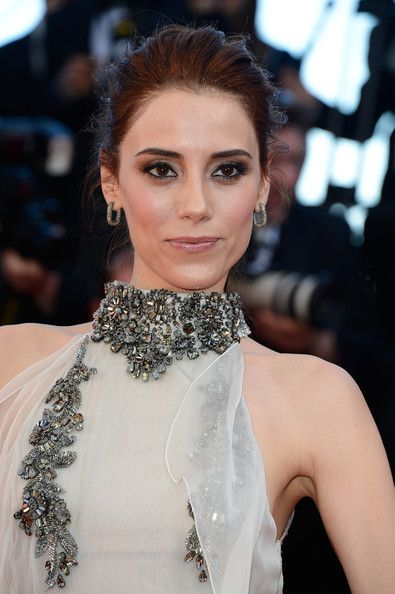 Model Cansu Dere attends the 'La Venus A La Fourrure' premiere during The 66th Annual Cannes Film Festival at the Palais des Festivals on May 25, 2013 in Cannes, France.