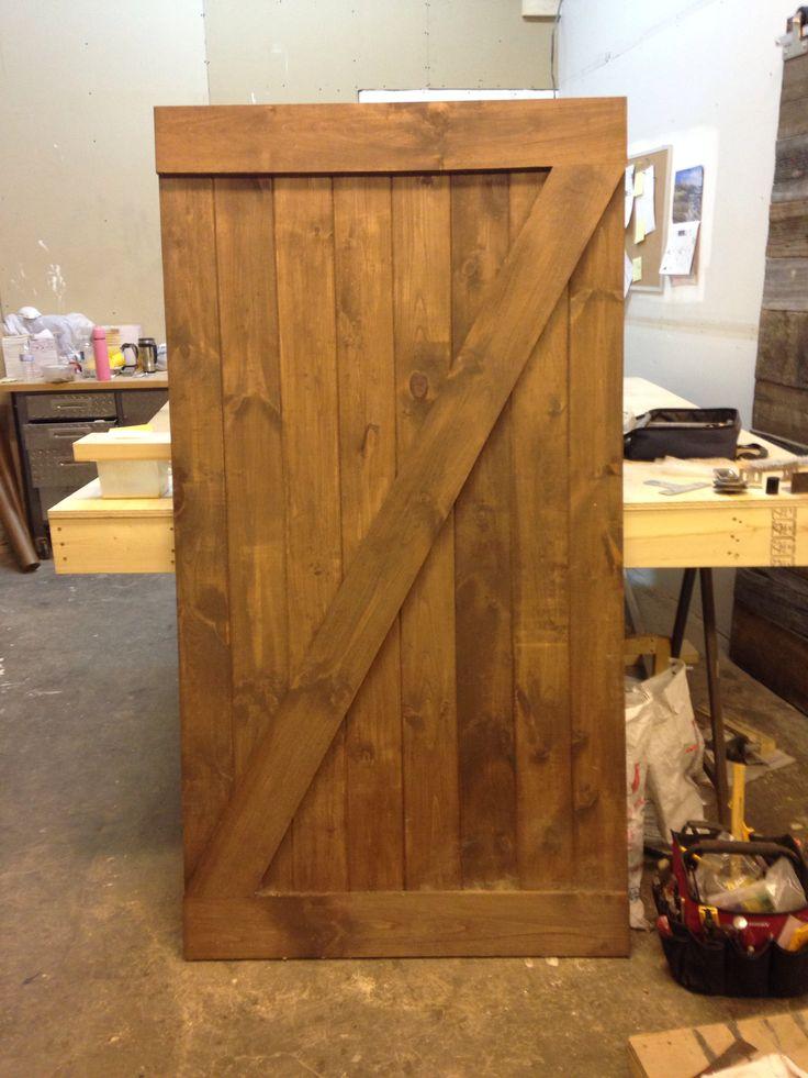 Z pattern barn door barn door and barn door hardware pinterest - Barn door patterns ...