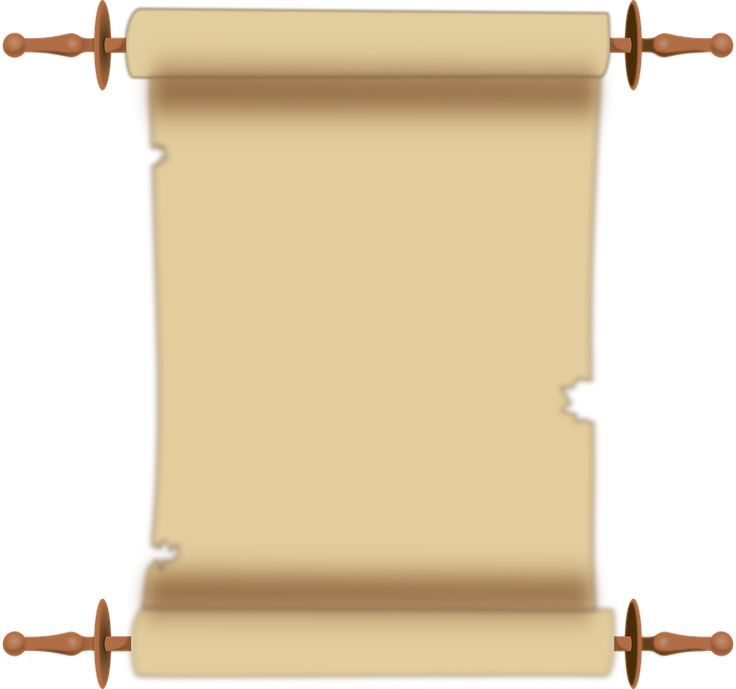 Desplazamiento, Pergamino, Documento, Pergament