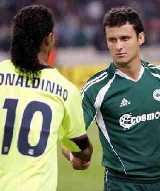 Ezequiel Gonzàlez one of the greatest leader's of Panathinaikos. Thank you Equi.