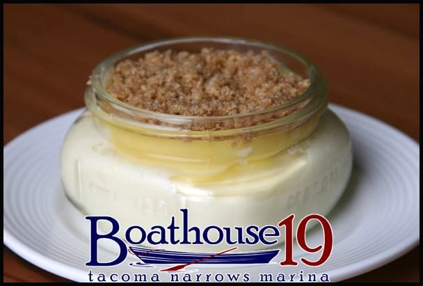 Lemon Cheesecake Jar Recipe - Boathouse 19 Restaurant ( You could also ...