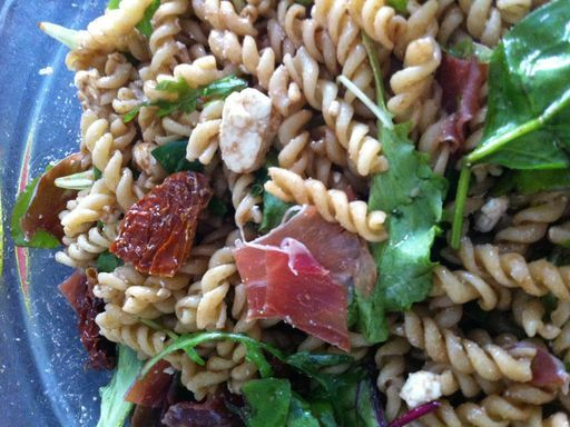 Recette de Salade de pâtes d'été
